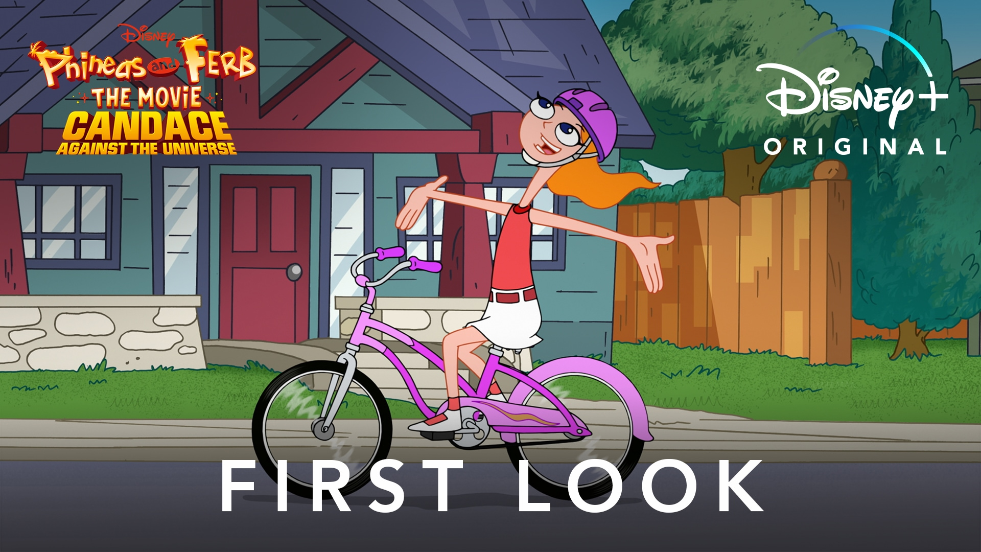 First Look | Phineas and Ferb The Movie: Candace Against the Universe | Disney+