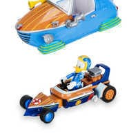 Image of Donald Duck Transforming Pullback Racer - Mickey and the Roadster Racers # 2