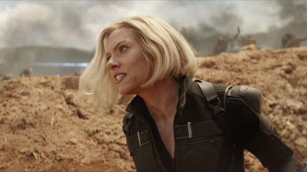 """Marvel Studios Avengers: Infinity War - """"Help"""""""