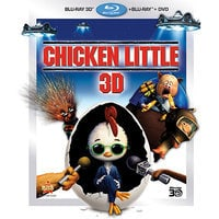Chicken Little - 3-Disc Combo Pack
