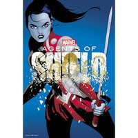 Marvel's Agents of S.H.I.E.L.D. ''Who You Really Are'' Print - Limited Edition