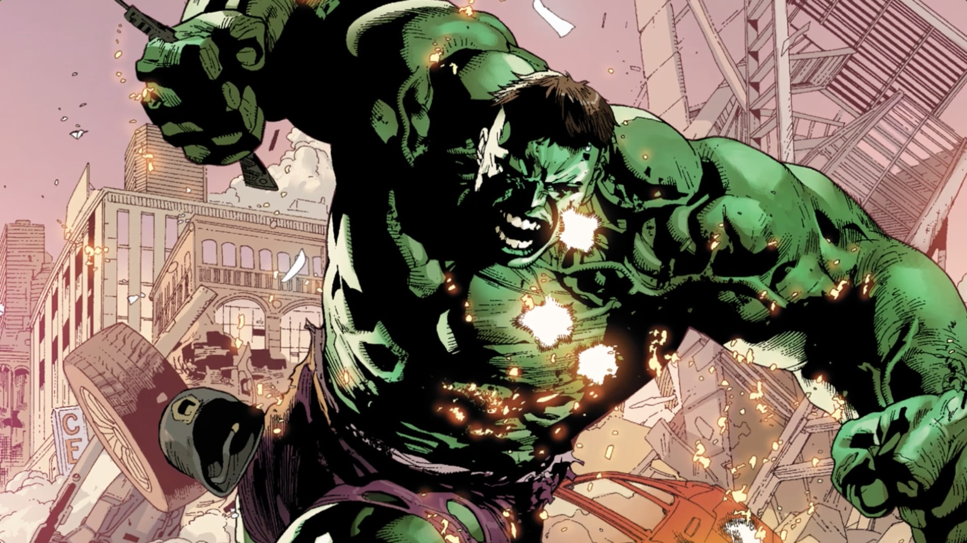 Hulk - Heróis em um minuto