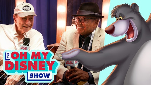 Richard Sherman and Floyd Norman Interview | Oh My Disney