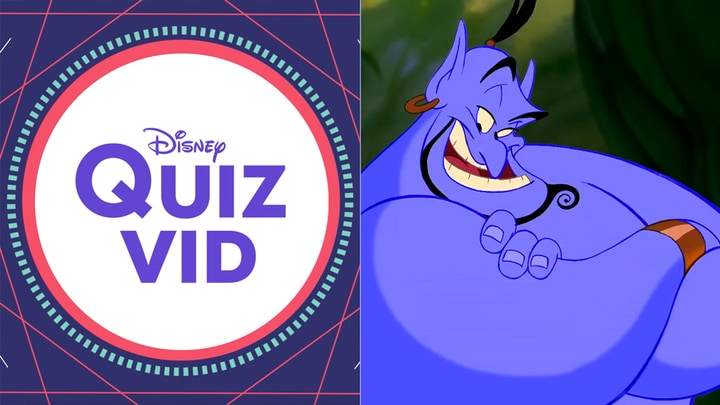 5 Questions to Test Your Aladdin Knowledge | Disney QuizVid