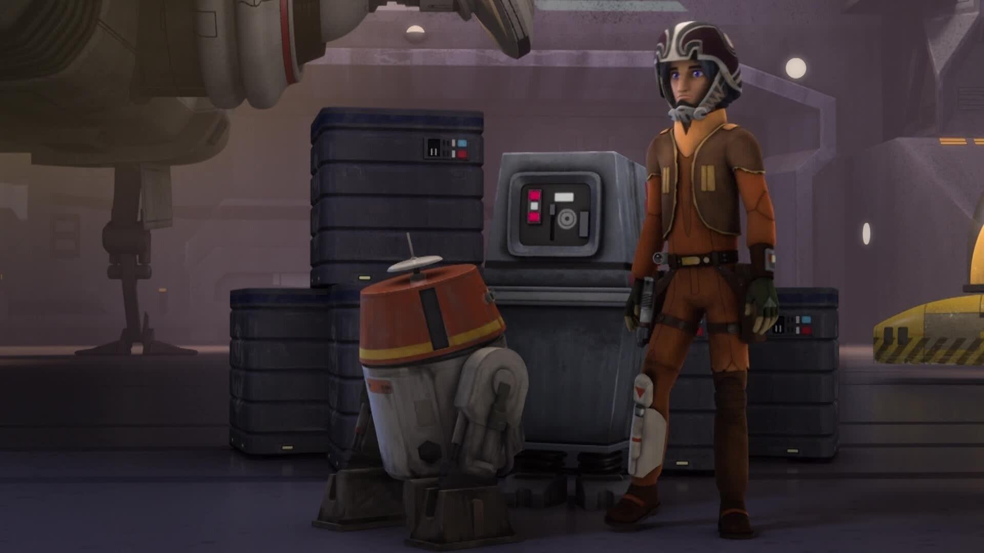 Star Wars Rebels - Bekende premiejager