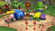 Bobby's Road Rules / Zooter's Strange Spots
