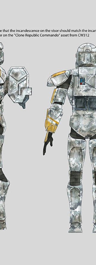Missing in Action Concept Art Gallery