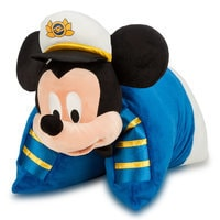 Image of Mickey Mouse Pillow Plush - Disney Cruise line # 1