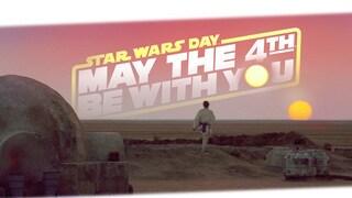 Warum feiert man den 4. Mai als Star Wars Day?
