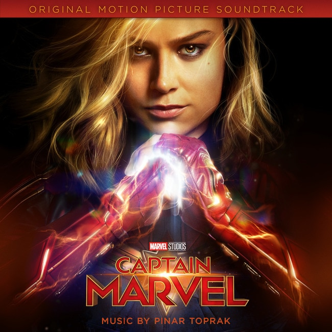 Captain Marvel: Soundtrack