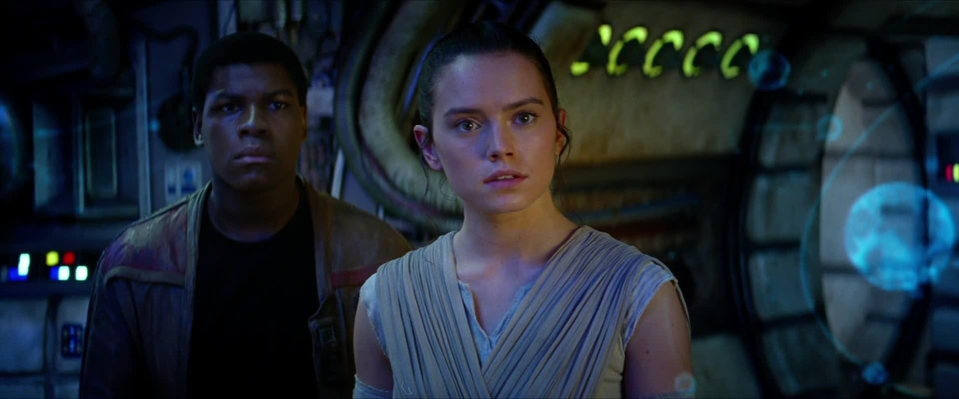 Star Wars: Síla se probouzí (oficiální trailer s titulky)