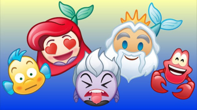 video thumbnail for the little mermaid as told by emoji
