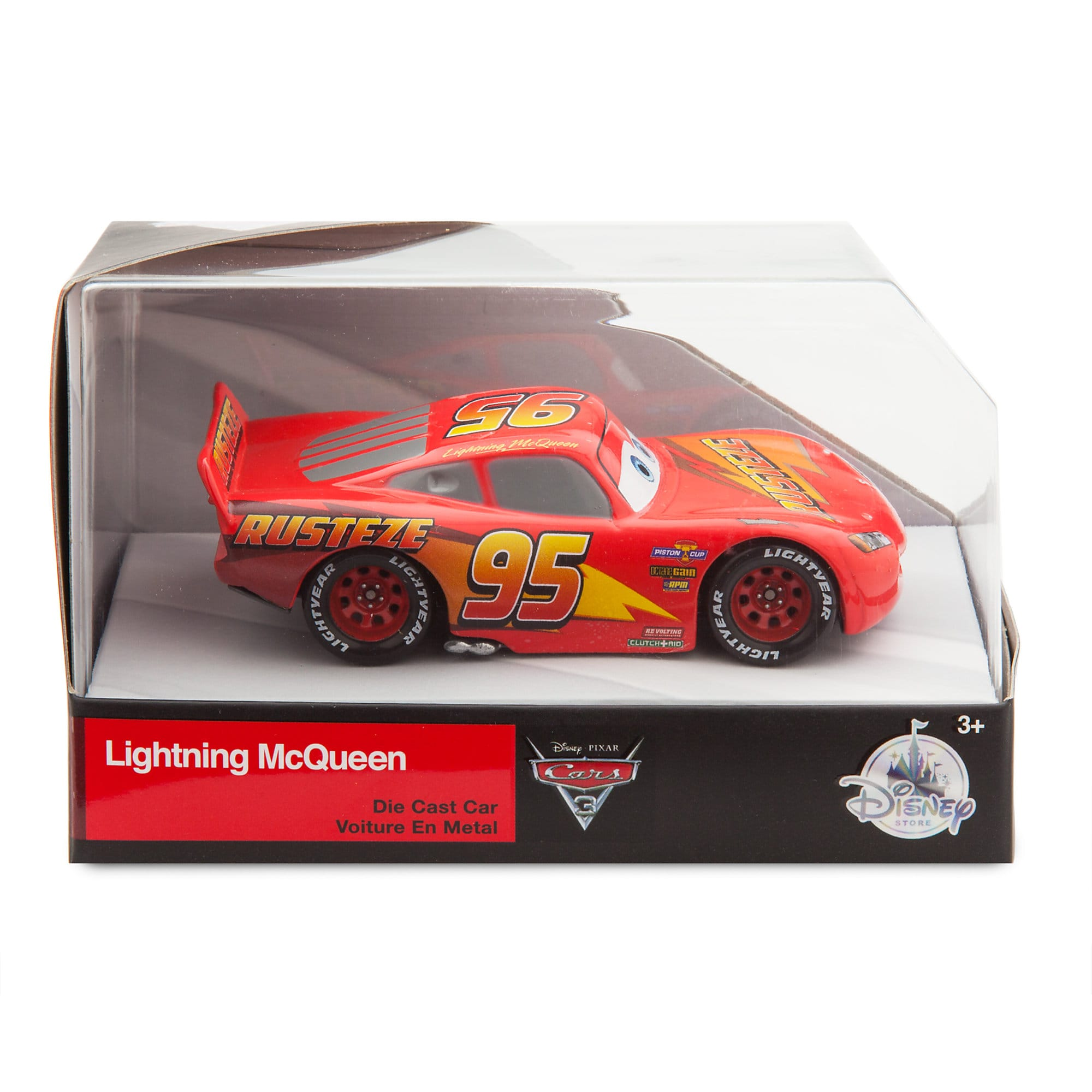 Lightning McQueen Die Cast Car - Cars 3  sc 1 st  shopDisney & Lightning McQueen Die Cast Car - Cars 3 | shopDisney azcodes.com