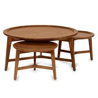 Image of Mickey Mouse It All Started With a Mouse Table by Ethan Allen # 2