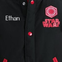 Kylo Ren Varsity Jacket for Boys - Star Wars - Personalizable