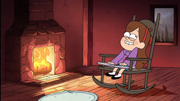 Gravity Falls: Mabel's Scrapbook: Petting Zoo