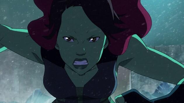 """""""Gamora Origins Pt. 1"""""""