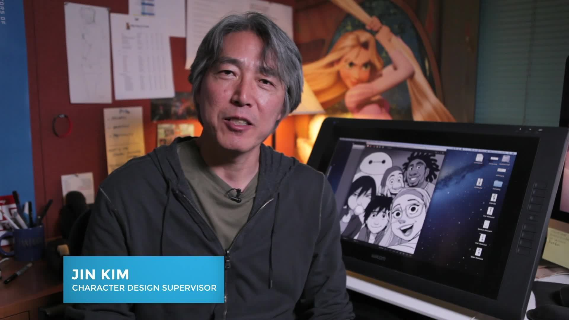 Learn to Draw Hiro Hamada from Big Hero 6 - Disney Insider