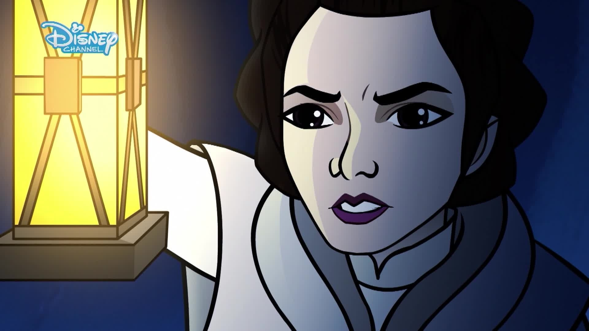 Star Wars Forces of Destiny: Os Monstros da Base Echo