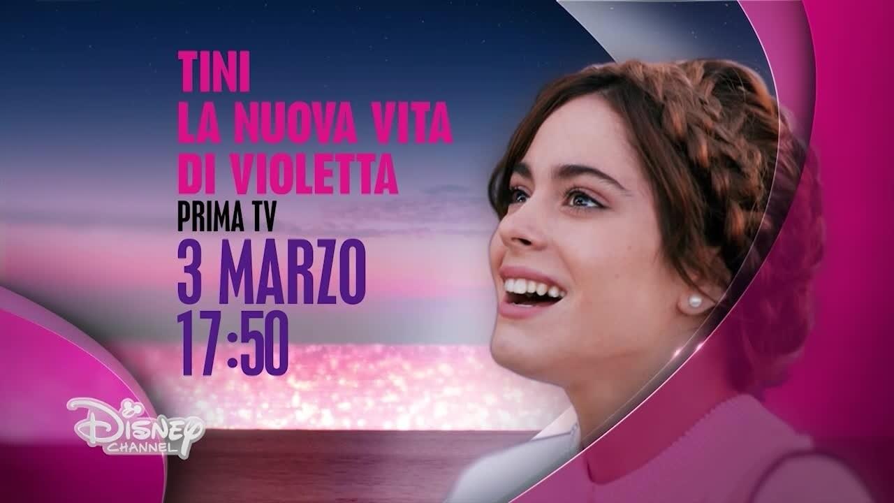 """Il 3 Marzo, segui """"Tini - La nuova vita di Violetta""""!"""