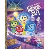 Image of PIXAR Inside Out - Big Golden Book # 1
