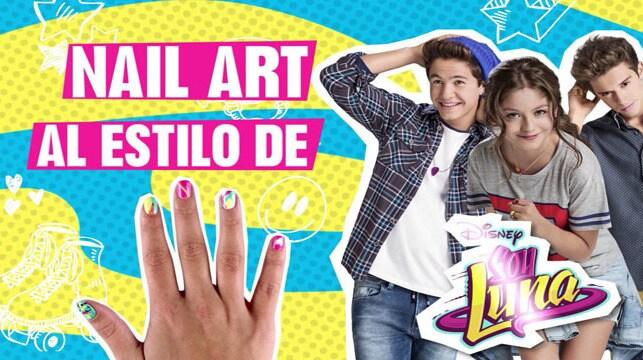 Soy Luna: S1 Ep. 113 Soy Luna 2 - Nail Art