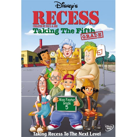 Taking the Fifth Grade DVD