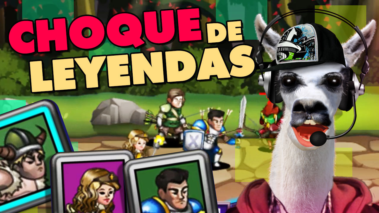 #PlaySteve – Guía de un gamer: Choque de Leyendas | Tutorial