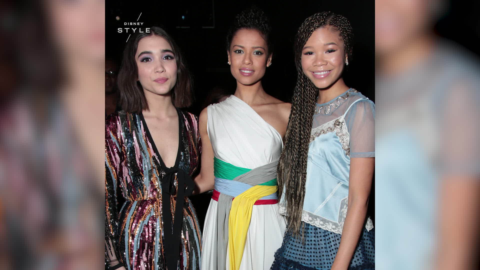 Stylish Looks From the World Premiere of A Wrinkle in Time | News by Disney Style