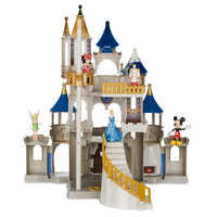 Image of Cinderella Castle Play Set - Walt Disney World # 6
