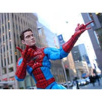 Image of Spider-Man Action Figure - Marvel Select - 7'' # 3