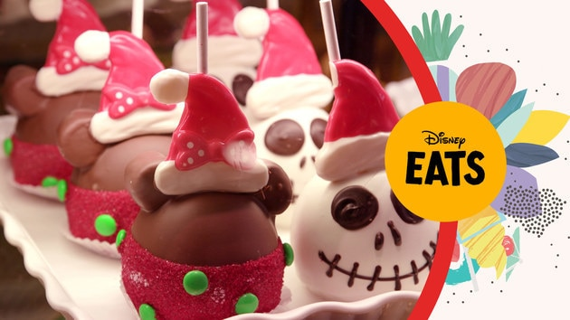 All Of The Festive Food and Treats During Holiday Time at the Disneyland Resort | Disney Eats