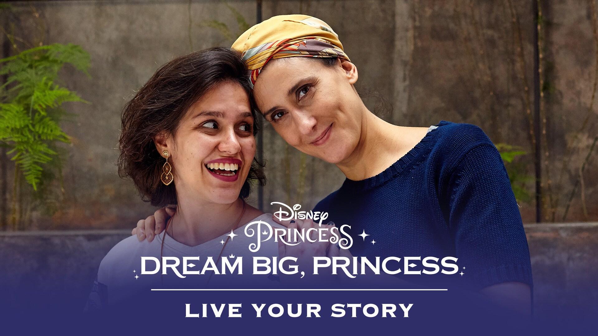 Dream Big, Princess - Alyssa Meets Paola Carosella | Disney