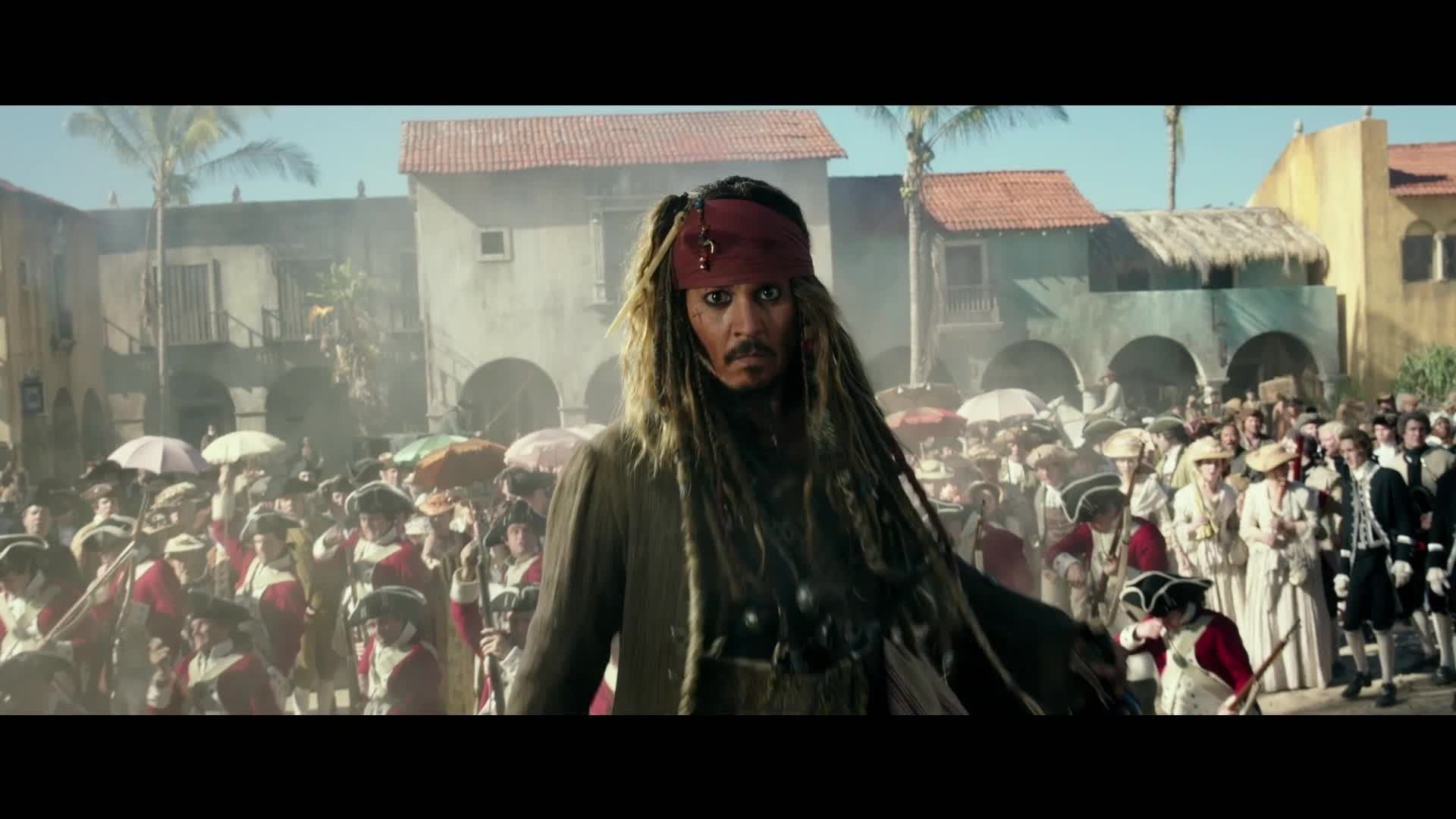 Pirates of the Caribbean: Salazar's Revenge | Achter de schermen van de film