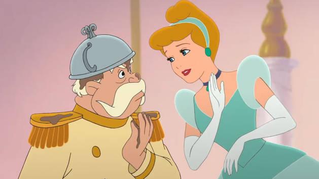 Change In Tradition - Clip - Cinderella II: Dreams Come True