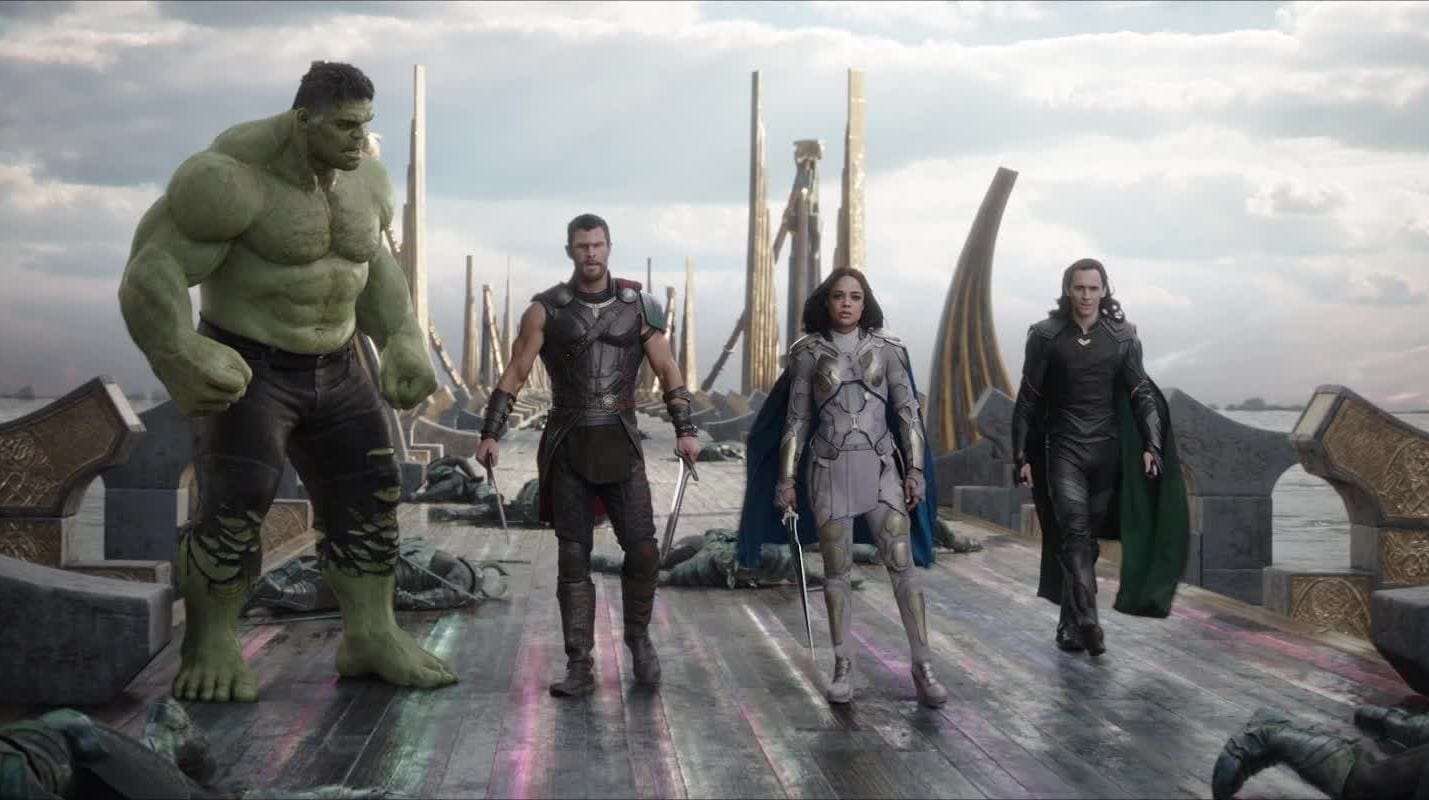 Marvel Studios: Thor Ragnarok - Now Playing In Theaters!
