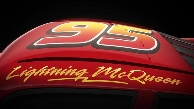 Lighting Mcqueen Cars 3 June 16 Disney Video