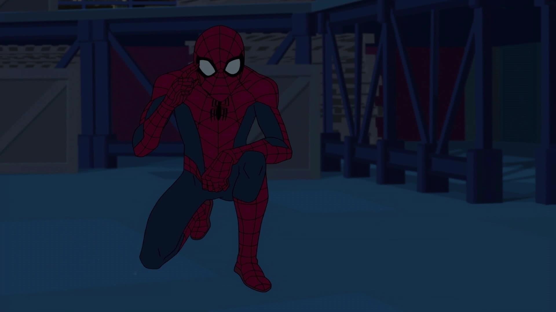 Spider-Man - Fang die Spinne – Teil 4