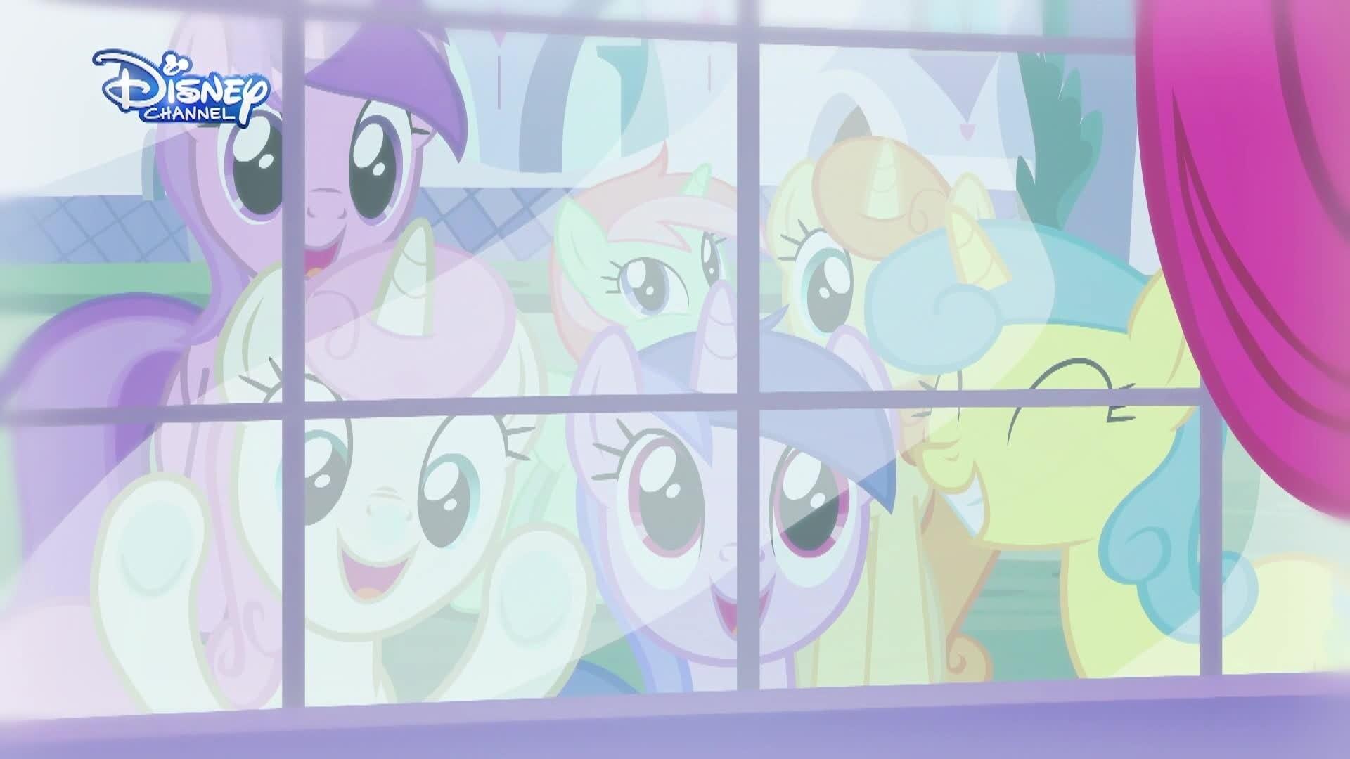 My Little Pony - Las tres reglas de Rarity