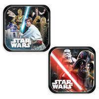 Image of Star Wars Dessert Plates # 1