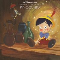 Walt Disney Records: The Legacy Collection: Pinocchio