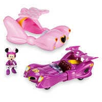 Image of Minnie Mouse Transforming Pullback Racer - Mickey and the Roadster Racers # 1