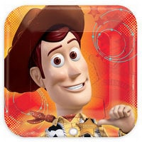 Image of Toy Story Dessert Plates # 2