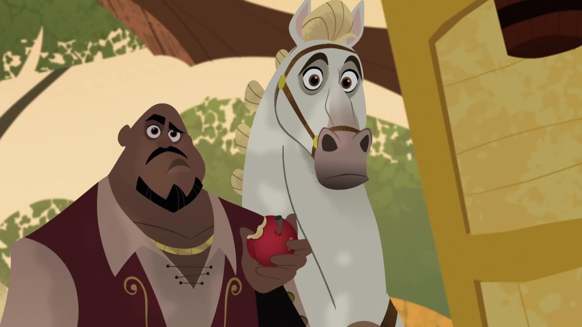 Rapunzel - Die Serie - Die Rückkehr des Sherrifs