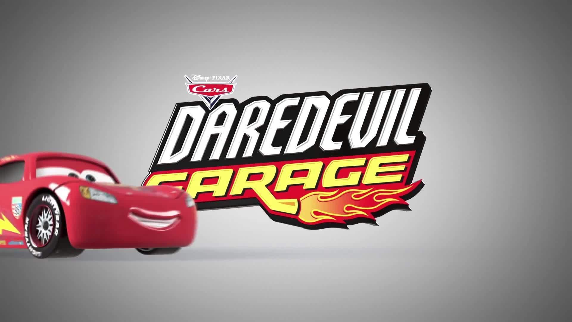 Cars Daredevil Garage: Silver Racers - The Kitchen