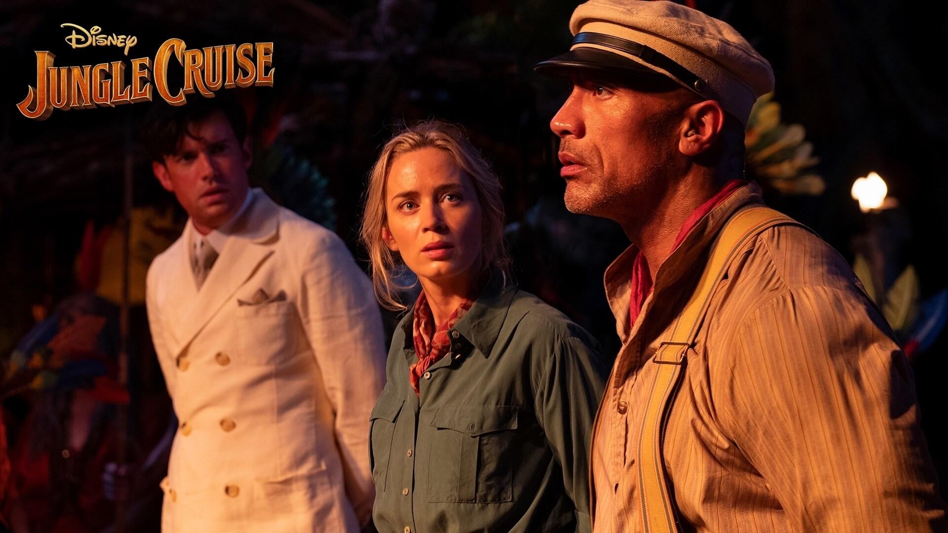 Imagine | Disney's Jungle Cruise | Experience It July 30