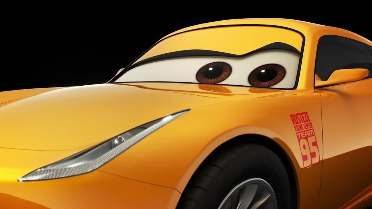 Cars 3: Cruz Ramirez Character Reveal