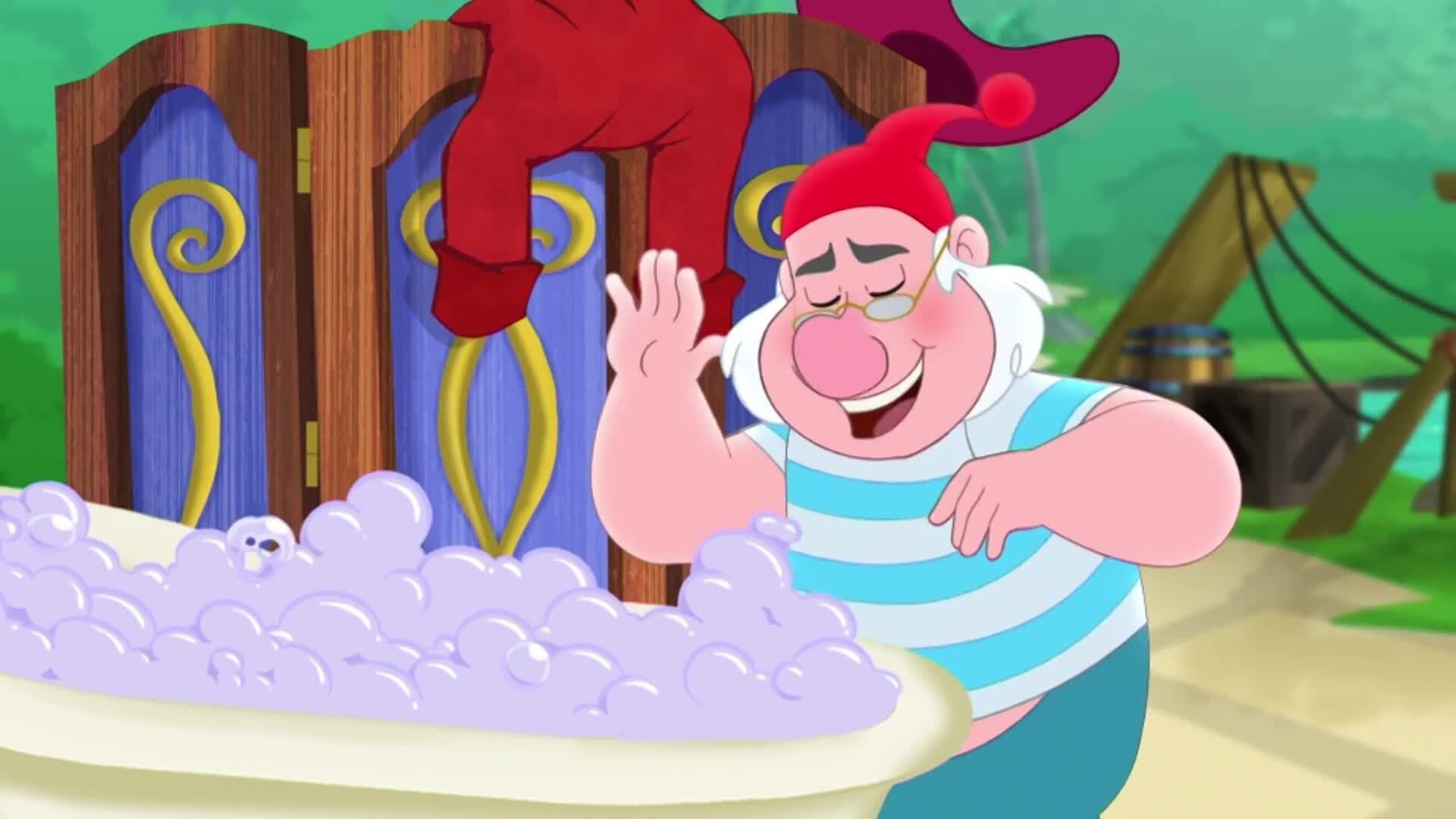Jake und die Nimmerland Piraten - Auf Käpt'n Hook ist kein Verlass/ Wer hat die Kokosnuss geklaut?