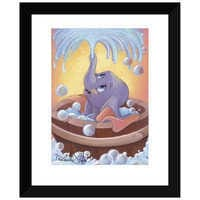 Image of ''Dumbo in Bubbles'' Giclée by Michelle St.Laurent # 2