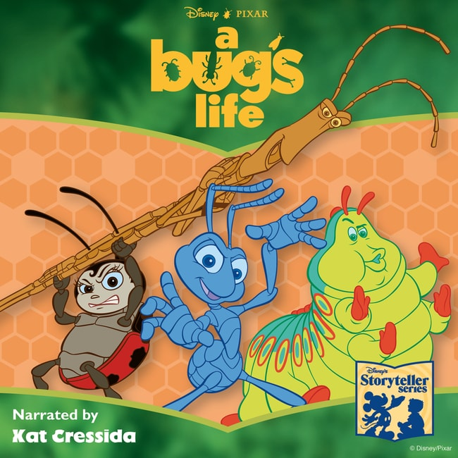 A Bug's Life Storyteller